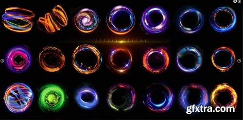 Ron's Circle Flares
