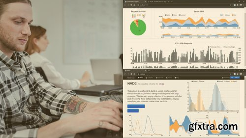 Pluralsight - Build Your First Data Visualization with NVD3