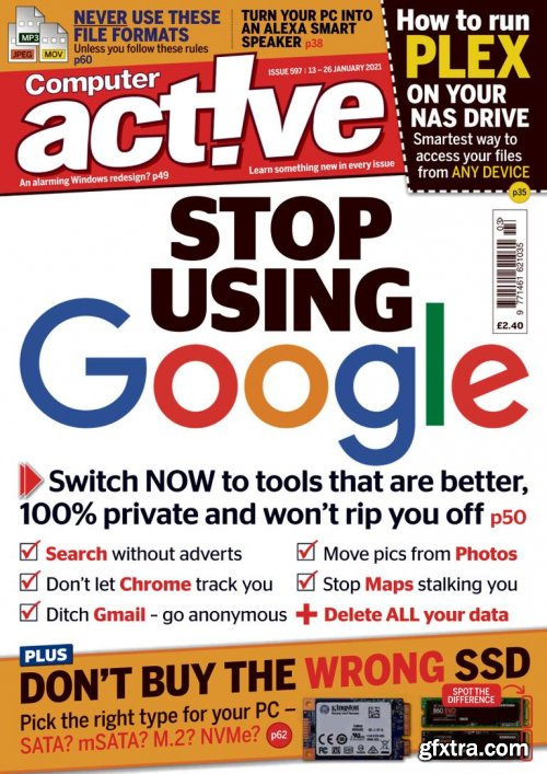 Computeractive - Issue 597, January 13, 2021 (True PDF)