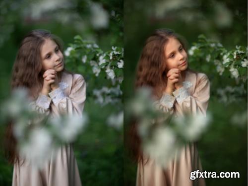 Elena Lashmanova - Video lesson Beautiful Greens