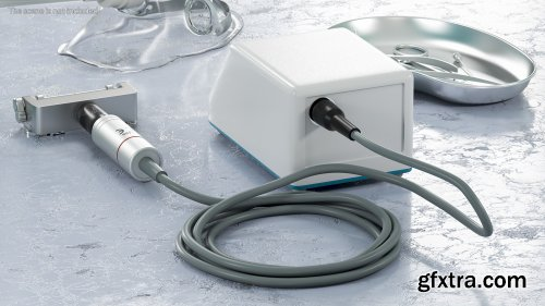 Turbosquid - Medical Devices Collection