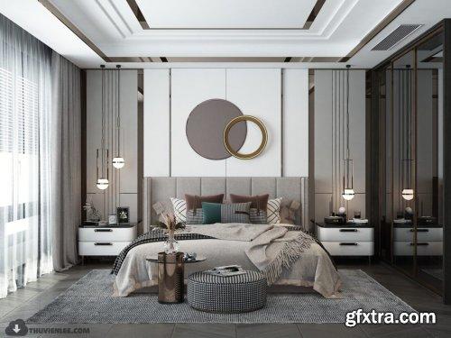 Modern Style Bedroom 602