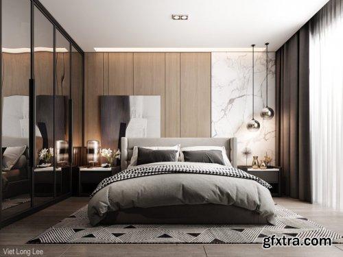Modern Style Bedroom 603