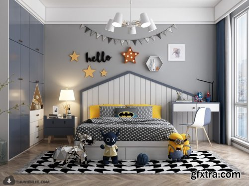 Children Bedroom 16