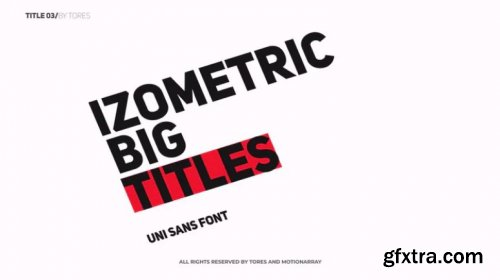 Dynamic Typography Titles 896960