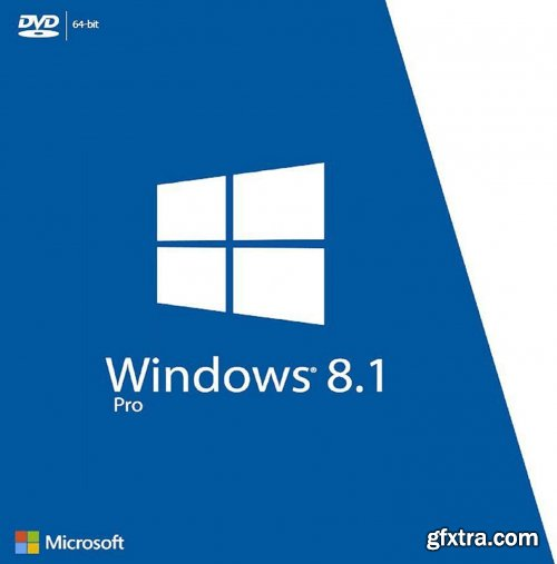 Windows 8.1 with Update AIO 36in2 January 2021