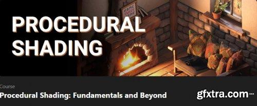 Blender Cloud – Procedural Shading: Fundamentals and Beyond part 1-6
