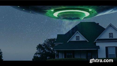 CGCookie – Create a VFX shot in Blender: Alien Abduction