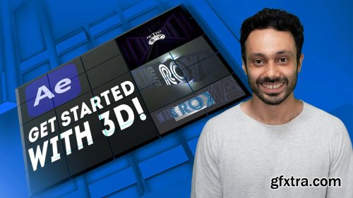 The Beginners Guide to 3D In After Effects