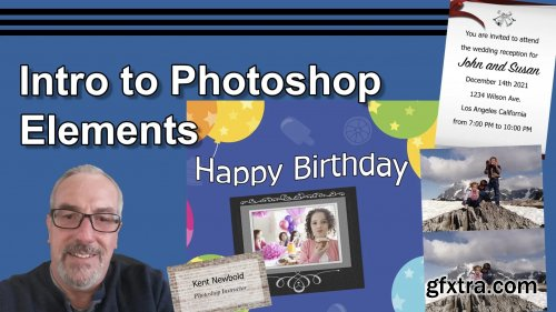 Introduction to Photoshop Elements