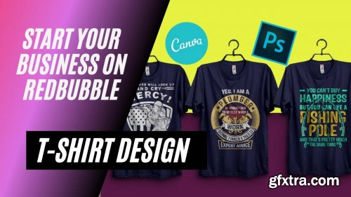 T-SHIRT DESIGN: start your t-shirt Design Business on Redbubble