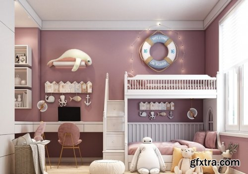 Children Room 06