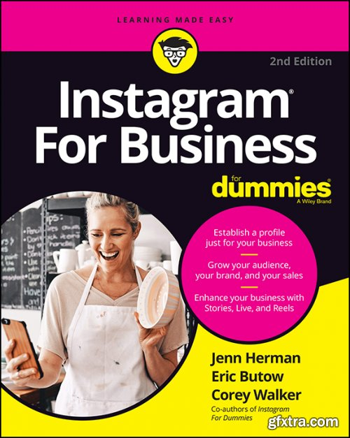 Instagram For Business For Dummies, 2nd Edition