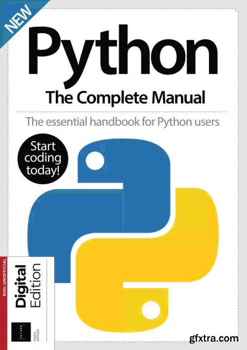 Python The Complete Manual - 10th Edition, 2021