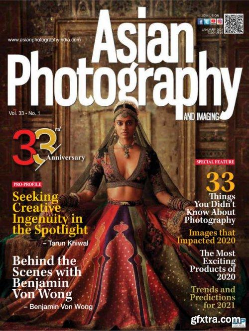 Asian Photography - January 2021