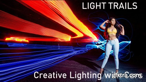 Light Trail Photography: Creative Lighting Using Motor Vehicle Lights at Night - Camera or Phone