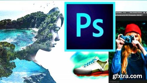 Adobe Photoshop CC : Master the Fundamentals Course 2021