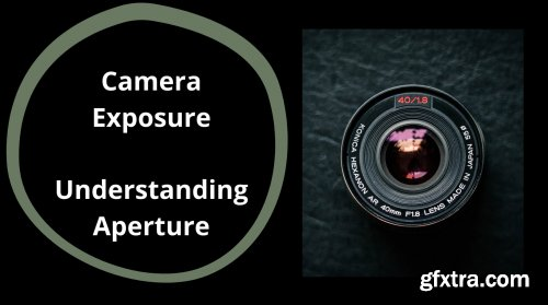 Camera Exposure, how to use Aperture