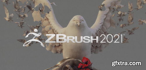 Pixologic Zbrush 2021.1.2 Multilingual