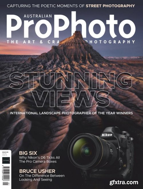 Australian Pro Photo - Issue 230, 2021
