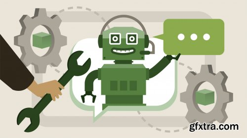 Lynda - Developing Chatbots with Azure