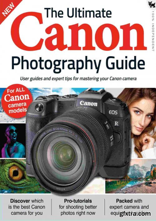 The Ultimate Canon Photography Guide - Edition 2021