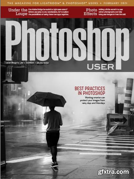 Photoshop User - February 2021