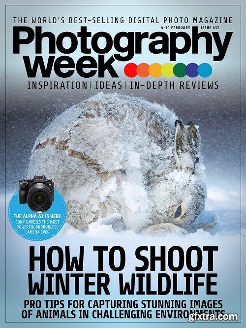 Photography Week - February 04, 2021