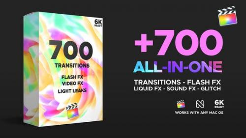 Videohive - FCPX Transitions