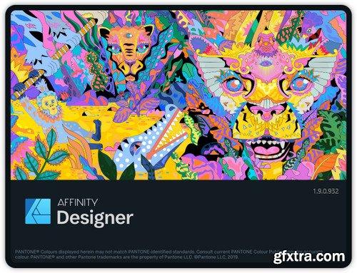 Serif Affinity Designer 1.9.2.997 Beta Multilingual
