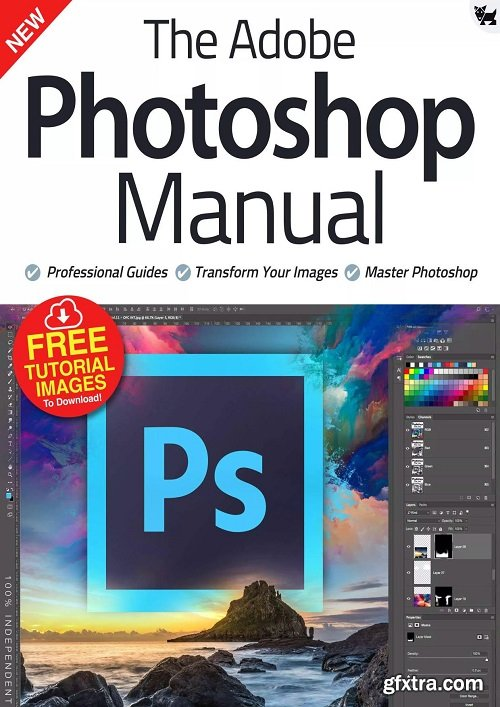 The Adobe Photoshop Manual – First Edition 2021