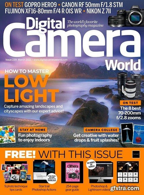 Digital Camera World - March 2021