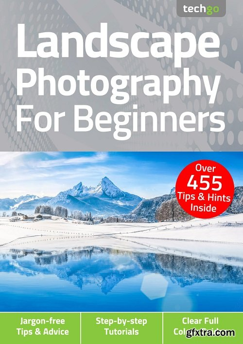 Landscape Photography For Beginners - 5th Edition 2021 (True PDF)