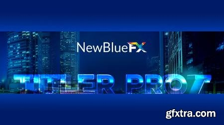 NewBlue Titler Pro 7 Ultimate 7.5.210212 Portable