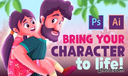 Bring your Character Drawing to Life!