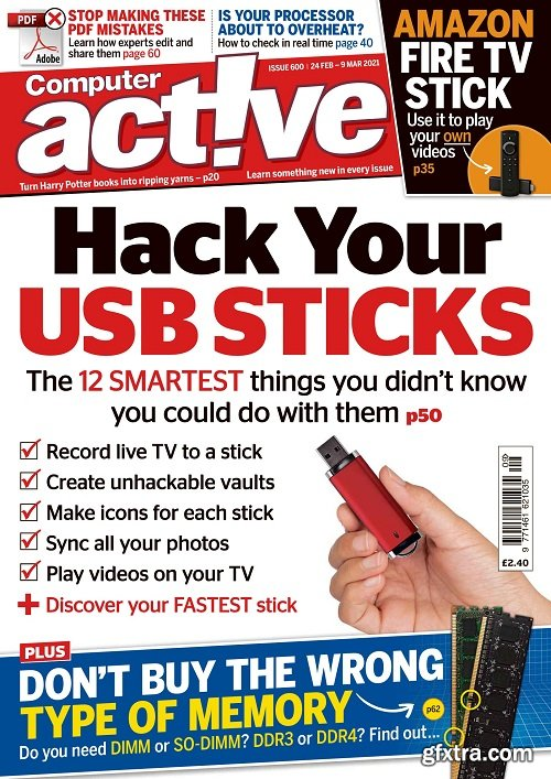 Computeractive - Issue 600, February 24, 2021
