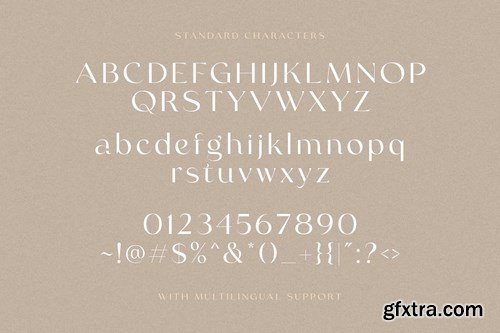 CM - Argue - Stylish Font 5770422