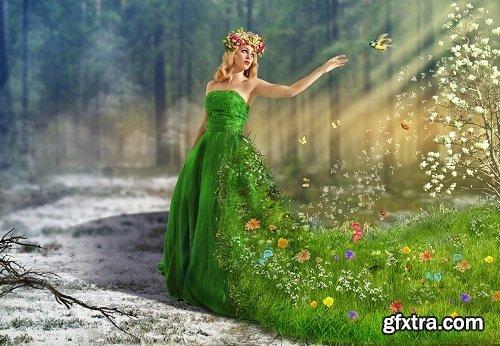 Elena Minakova - Spring is coming: Editing Videos