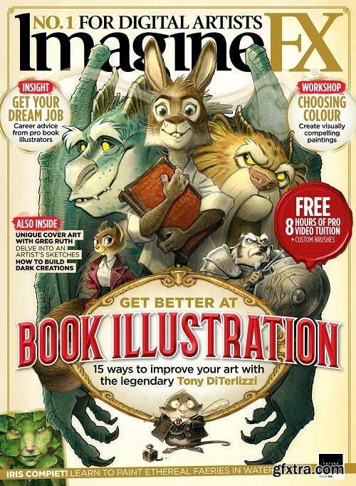 ImagineFX - Issue 198, 2021