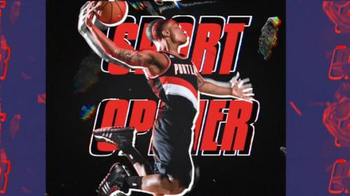 Videohive - Sport Action Intro