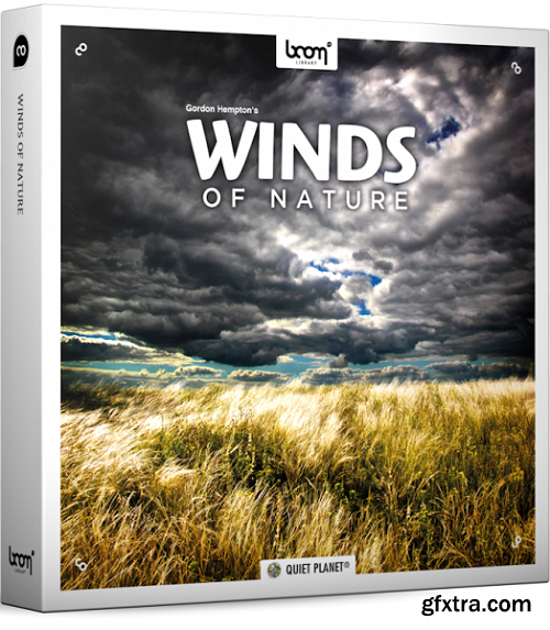 Boom Library Winds Of Nature Surround Edition