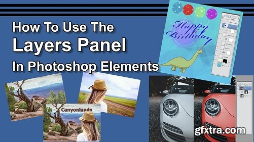 How To Use The Layers Panel In Photoshop Elements