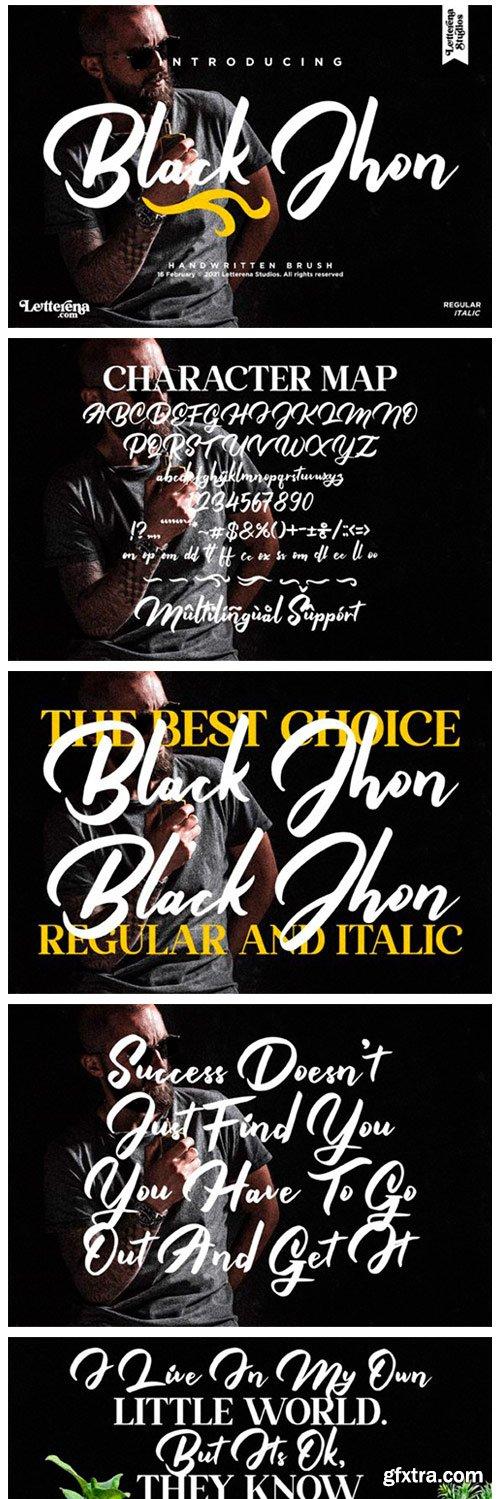 Black Jhon