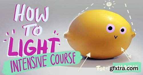 How To Paint Light//Intensiv Course: A Beginners Guide on Light Theory