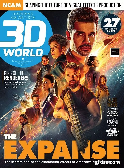 3D World UK - Issue 271, 2021