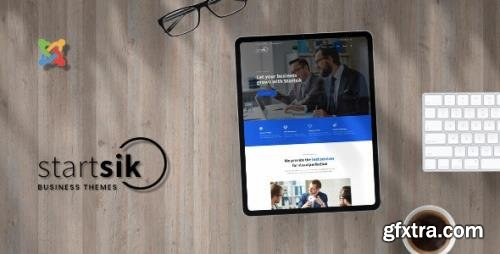 ThemeForest - Startsik v1.27.1 - Business and Profesional Consulting Joomla Templates - 30178762