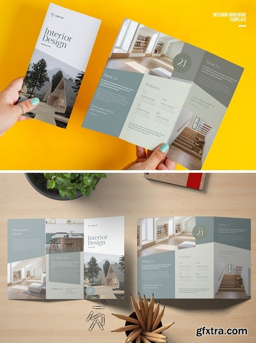 Cd Interior Trifold Brochure