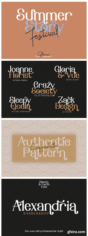 Beauty Earth Font