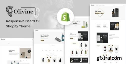 ThemeForest - Olivine v1.0.2 - Responsive Beard Oil Shopify Theme - 29367106