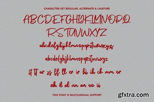Brothest Street Swag Font